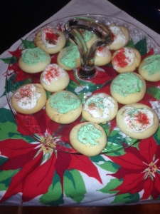 fairy drop cookies
